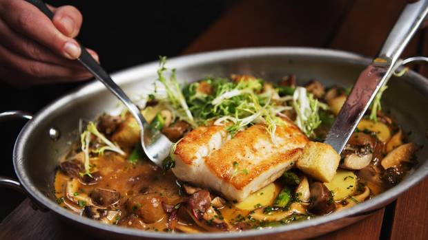 The Cactus Club Has Landed In Toronto. So Has Its Slapdash