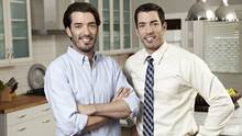 Drew and Jonathan Scott, left, live in Las Vegas, but the Property Brothers stars still invest in real estate in their hometown of Vancouver. (HO-W Network/THE CANADIAN PRESS)