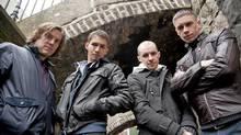 Love/Hate is an Irish crime drama set in Dublin's criminal underworld. (Bernard Walsh)