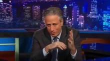 Jon Stewart on The Daily Show with Jon Stewart (YouTube)
