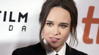 "Actress Ellen Page attends the premiere of ""Freeheld"" on day 4 of the Toronto International Film Festival at Roy Thomson Hall on Sunday, Sept. 13, 2015, in Toronto."