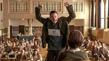 Jason Bateman directs and stars in Bad Words, in which he plays an adult who finds a loophole to enter a spelling bee.