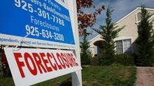 Foreclosed property (Justin Sullivan/2008 Getty Images)