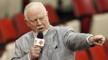 Hockey Night in Canada host Don Cherry. CP-File