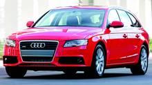 2012 Audi A4 Avant (Audi)