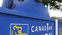 RBC Canadian Open logo (MIKE CASSESE For The Globe and Mail)