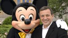 Bob Iger, president and CEO of The Walt Disney Co., is seen in this file photo. (GENE DUNCAN/AP)