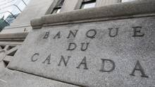 The Bank of Canada is seen in Ottawa on Wednesday Sept. 8, 2010. (Sean Kilpatrick/THE CANADIAN PRESS)