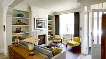 Jeffrey Douglas's favourite room (Kevin Van Paassen For The Globe and Mail)