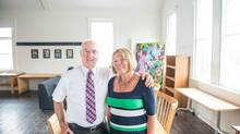 Al and Mary MacPhee recently donated $250,000 to the Bridge Centre for Arts and Technology in Dartmouth, N.S., to help expand its services for at-risk youth. (Scott Munn)