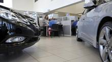A cost comparison between new and used cars must include financing, depreciation, and maintenance. (J.P. MOCZULSKI For The Globe and Mail)