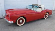 1953 Kaiser-Darrin (Auctions America)