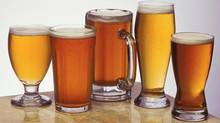 Assorted beers and ales (Comstock/Getty Images/Comstock Images)