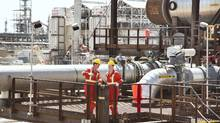 The Quest CCS project near Edmonton announced last week that it successfully stored one million tonnes of carbon dioxide deep underground in its first year of operation. That's equal to the emissions from about 250,000 cars. (Phillip Chin/Phillip Chin for AP Images)