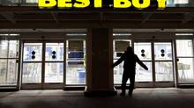 Best Buy to cut 2,400 jobs (Michelle Siu For The Globe and Mail)