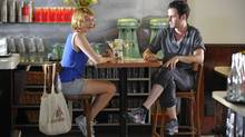 Margot (Michelle Williams) and Daniel (Luke Kirby) in Take This Waltz. (Michael Gibson)