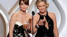 Hosted for the second straight year by Tina Fey and Amy Poehler, the annual trophy-fest will broadcast live from the Beverly Hilton Hotel.
