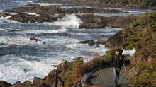 Vancouver Island's Wild Pacific Trail is an eight-kilometre nature trail near Ucluelet, B.C., about 300 kilometres northwest of Victoria. (Barbara Schramm/The Canadian Press)
