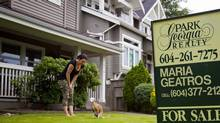 The average price of a single detached house in Vancouver has climbed to $1.2-million. (Ben Nelms For The Globe and Mail)