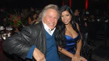 Peter Nygard is known for his 'hedonistic celebrity.' (Janice Pinto for The Globe and Mail)