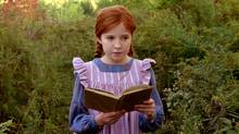 Actor Hannah Endicott-Douglas as Anne Shirley in CTV's 2008 production of Anne of Green Gables: A New Beginning (CTV)