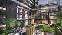 On Site, 101 Erskine Ave., Toronto condominiums by Tridel (Tridel)
