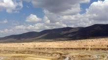 The Goldcorp Penasquito open pit mine in Mexico. (GOLDCORP)