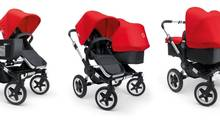Max Barenbrug is the co-founder of Bugaboo, the maker of expensive statement strollers and prams used by Elton John, Madonna and reportedly the Duchess of Cambridge. The Donkey, the first stroller with a frame that pops open from a single to a double - and accommodates any configuration of two seats, bassinets or car seats side by side.