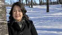 Marietta Franco believes Winnpeg's positives far outweigh its negatives – like this year's balmy winter. The province embraced the provincial nominee program with zeal and is well above its weight in recruiting immigrants. (Robert Tinker/Robert Tinker)