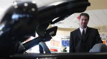 Pat Priestner, CEO of publicly traded AutoCanada, says he welcomes the idea of more firms like his in the Canadian market. (Ian Jackson for The Globe and Mail/Ian Jackson for The Globe and Mail)