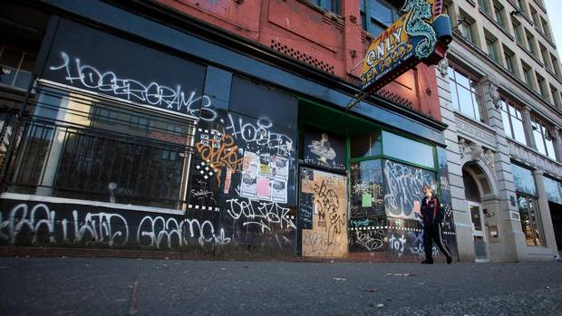 portland hotel society sells downtown eastside building to. Black Bedroom Furniture Sets. Home Design Ideas