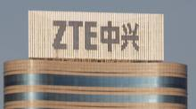 The ZTE building in Nanshan Hi-Tech Industrial Estate, in the southern Chinese city of Shenzhen, in this June 9, 2011 file photo. (BOBBY YIP/REUTERS)