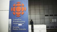 CBC is pictured in a file photo. (Brian B. Bettencourt For The Globe and Mail)