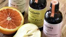 Dillon's Distillery in Beamsville, Ont., have created few new flavoured bitters: wormwood, rhubarb, ginseng, angelica and chocolate. (Dillons Distillery)
