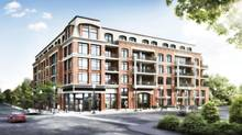 Pace on Main in Stouffville will be a five-story building with 67 units.