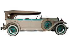 """The finely-crafted 1927 McLaughlin Buick """"Royal Tour Car"""" was built for a royal tour by the Duke of Windsor, who was so impressed he ordered a McLaughlin Buick for his official limousine after becoming King Edward the VIII. (Courtesy of the Canada Science and Technology Museum)"""