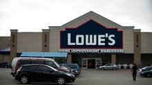 Home and garden centreLowe's has put in a bid for ownership of its currently Canadian-owned competitor, Rona, July 31, 2012. (Galit Rodan/The Globe and Mail)