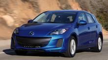 2012 Mazda3 (Mazda)