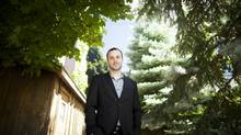 A graduate of the University of Waterloo, Jonathan Rivard founded CANGO Consulting Inc. to provide management consulting services to philanthropic funders. (Tim Fraser For The Globe and Mail)