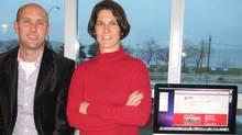 Krista LaRiviere and Chris Adams (gShift/gShift)