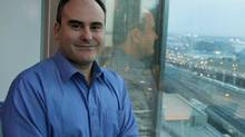 OMERS Ventures CEO John Ruffolo: 'We're starting to see our productivity slide down in the wrong direction.' (Fernando Morales/The Globe and Mail)