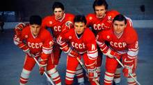 Gabe Polsky's new film Red Army has been screening at TIFF this week.