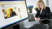 Barbara Jaworski, CEO of the Workplace Institute, is fully immersed in social media: 'It's really driving my learning.' (Kevin Van Paassen/The Globe and Mail/Kevin Van Paassen/The Globe and Mail)