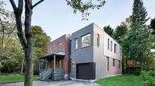 The Dulwich Residence was designed by Montreal-based Naturehumaine. (NATUREHUMAINE)
