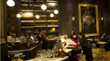 Interior of restaurant Patria, a new Spanish restaurant on Toronto's King West. (Kevin Van Paassen/The Globe and Mail)