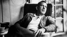 Cannery Row author John Steinbeck. (The Associated Press)