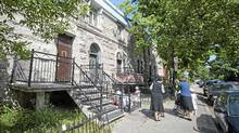 The result of the Gate David referendum is symptomatic of the uneasy relationship between Montreal's Hasidic community and its secular neighbours. (Peter McCabe for The Globe and Mail/Peter McCabe for The Globe and Mail)