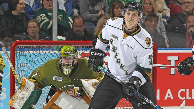 OHL: Matthew Tkachuk Showing Flashes Of His Father's Greatness
