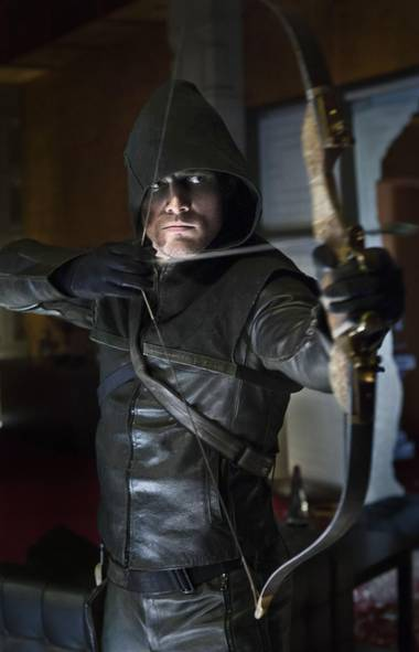 DRAMA: Arrow (MuchMusic, 7 p.m.) These are good times for superheroes. Based on a DC comic book, this new series pulled in more than four-million viewers for The CW for its debut last week – the network's highest-rated debut since The Vampire Diaries. The premise casts Toronto-born Stephen Arnell as the billionaire playboy Oliver Queen, who survives a shipwreck in tonight's pilot episode and thereafter spends five years roughing it on a remote Pacific island. Following his rescue, Oliver returns home to Starling City, which is awash in crime. In the best Bruce Wayne fashion, he creates the secret crimefighting persona of Arrow, who makes it a personal mission to rid the city of evildoers. At the same time, his girlfriend's cop father Quentin (Paul Blackthorne) is determined to catch the costumed vigilante. A good ride for comic-book fans and regular viewers alike.