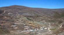 Site of the El Morro project in Chile (Barrick)
